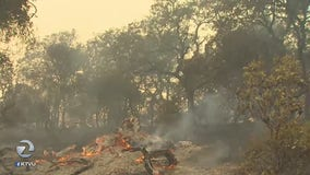 Kincade fire burns over 54,298 acres, containment drops to 5 percent