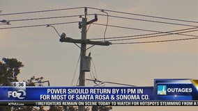 North Bay residents anxious without power