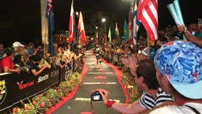 California native, double-amputee makes history at Ironman championship in Hawaii