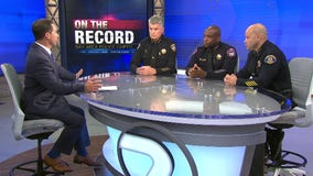 On The Record: Bay Area Police Chiefs