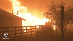 PG&E power shutoffs bring back painful memories for North Bay fire survivors