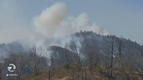 Lake County residents uneasy as Kincade Fire creeps closer to Middletown