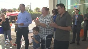 Gilroy shooting victims on road to recovery gifted a refurbished SUV