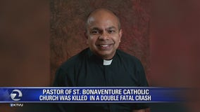 Pastor of St. Bonaventure Catholic Church in Concord killed in double fatal crash