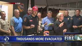 Size of mandatory evacuation area surges to include nearly all of Sonoma County