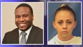 Amber Guyger sentenced to 10 years in prison for the fatal shooting of Botham Jean