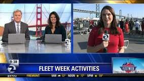 Previewing Saturday's Fleet Week festivities