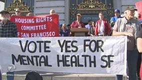 Advocates push for overhaul of San Francisco's mental health services