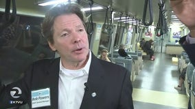 New BART manager rides the rails, talks to passengers