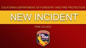 Vegetation fire south of Pleasanton spreads to 35 acres, crews responding
