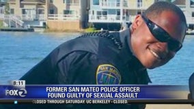 Former San Mateo officer convicted of raping women