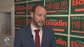 Chesa Boudin is a public defender who wants to be San Francisco DA