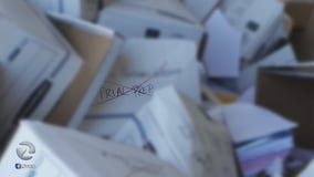 Personal medical files discovered unshredded and dumped at landfill
