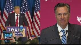 President Trump calls for Sen. Mitt Romney's impeachment