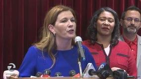 Loftus named interim SF DA, protesters criticize mayor's choice
