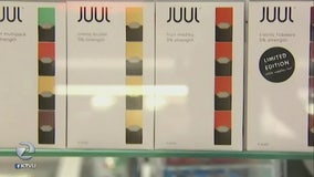 CA sues e-cigarette maker Juul over ads and sales