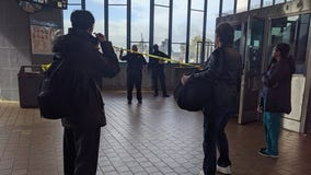 Suspect arrested in alleged box cutter attack on BART train