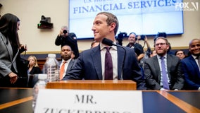 Mark Zuckerberg defends Facebook's currency plans before Congress