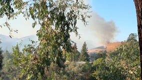 Evacuation order in quick-moving Martinez wildfire lifted