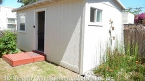 200-square-foot 'shed' renting for $1,050 a month in California