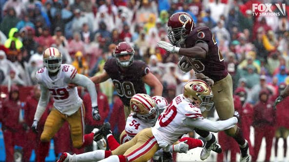 49ers beat Redskins 9-0, remain undefeated at 6-0