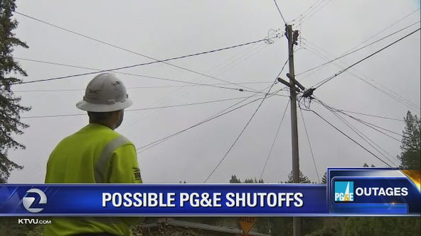 3 Bay Area counties brace for potential planned PG&E outages due to extreme weather