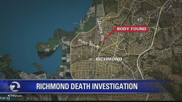 Richmond death under investigation