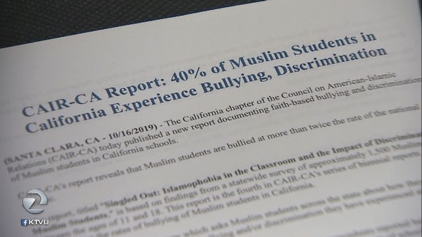 Muslim students in CA bullied at twice the national average, report finds
