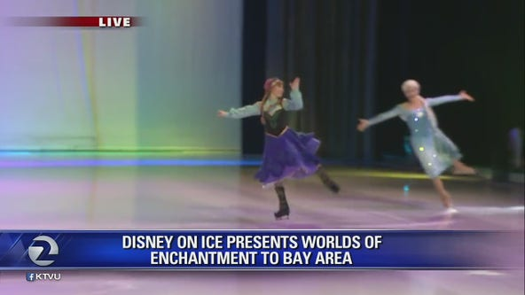 Disney on Ice presents World of Enchantment to the Bay Area