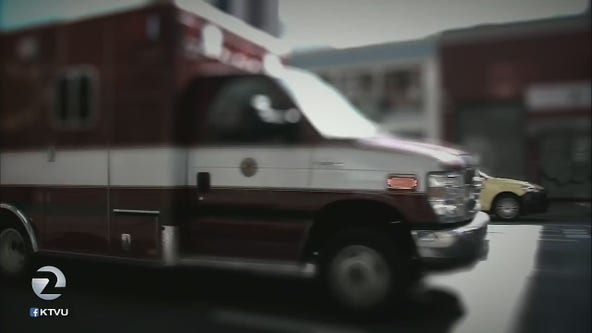 911 calls in San Francisco surge, leaving ambulance service at 'level zero' on a daily basis