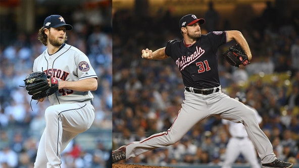 World Series Game 1: Nationals look to make history against returning champions, Astros