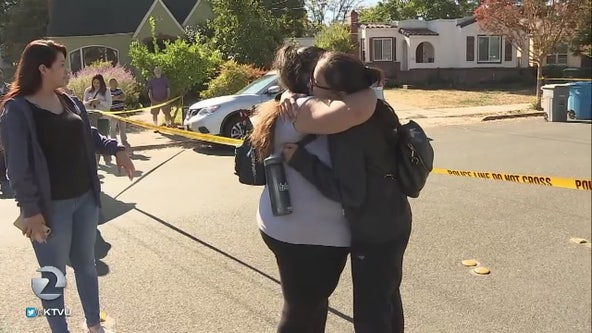 Police: Gunman, victim in shooting near Santa Rosa school tied to gangs