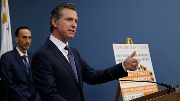 California Gov. Newsom wants investigation of high gas prices