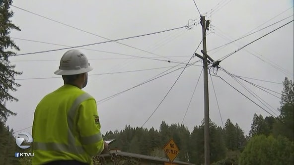 Bay Area communities experience PG&E power outages without notice