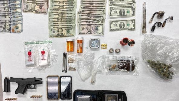 Santa Clara County deputies' DUI response results in drug bust
