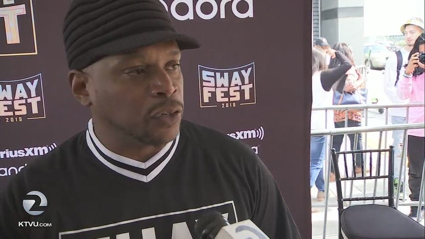 Sway Fest champions Oakland's hip-hop scene, emphasizes giving back to community