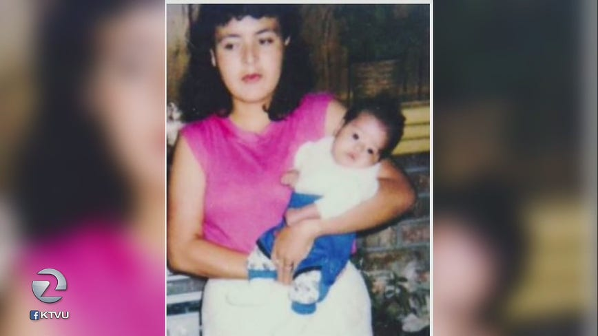 San Mateo Co. cold case: Mother goes missing on way to work 21 years ago