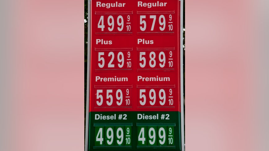 California Gov. Gavin Newsom asking for investigation of high gas prices