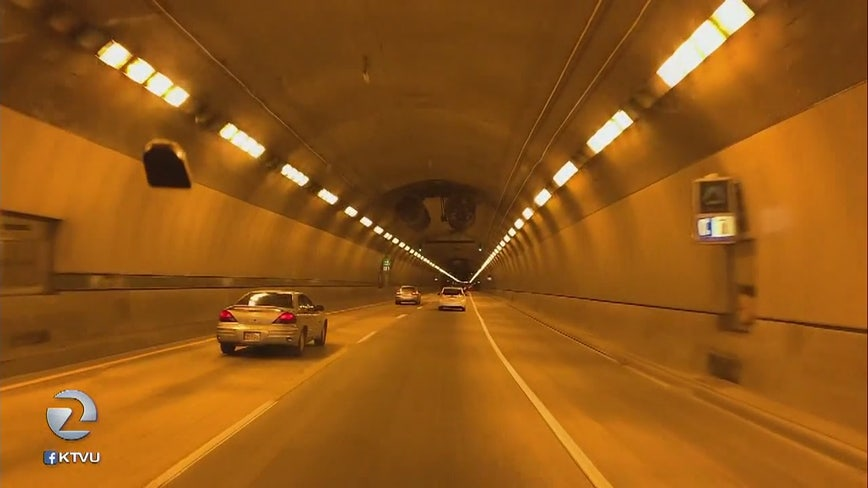 Plan in place to ensure power outage never closes Caldecott Tunnel