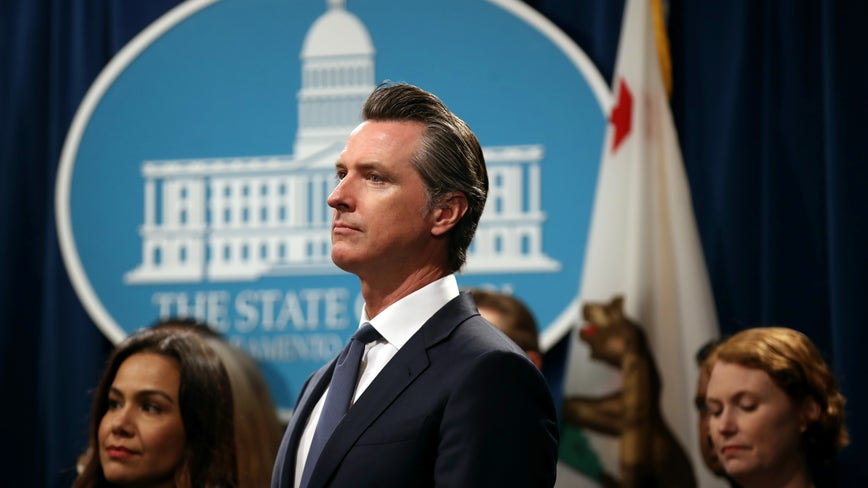 Gov. Newsom to induct Class of 2019 California Hall of Fame