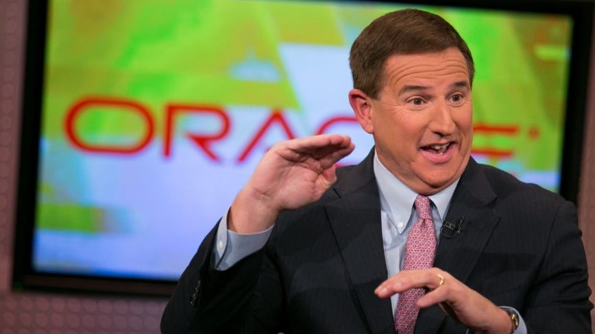 Oracle co-CEO Mark Hurd dead at age 62