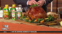 Cooking the perfect turkey with Cooking Mom Amy Hanten