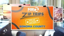 Zip Trips live from Sonoma County