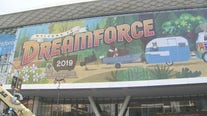 Dreamforce convention welcome tradition for businesses in downtown San Francisco