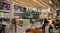 Foodie hall coming to Jack London Square in the summer