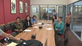 Women entrepreneurs compete in SF's version of 'Shark Tank'