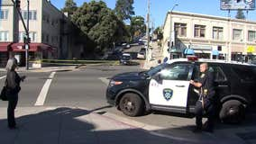 Resident caught in crossfire between robbery suspects, store owner in Oakland