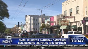 San Francisco Chamber of Commerce CEO talks about Small Business Saturday