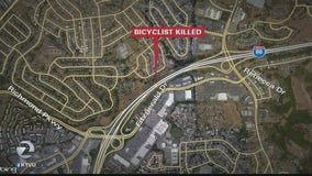Bicyclist killed near I-80/Richmond Parkway interchange