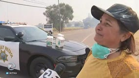 Community rallies behind Geyserville mail carrier who lost home in Kincade Fire
